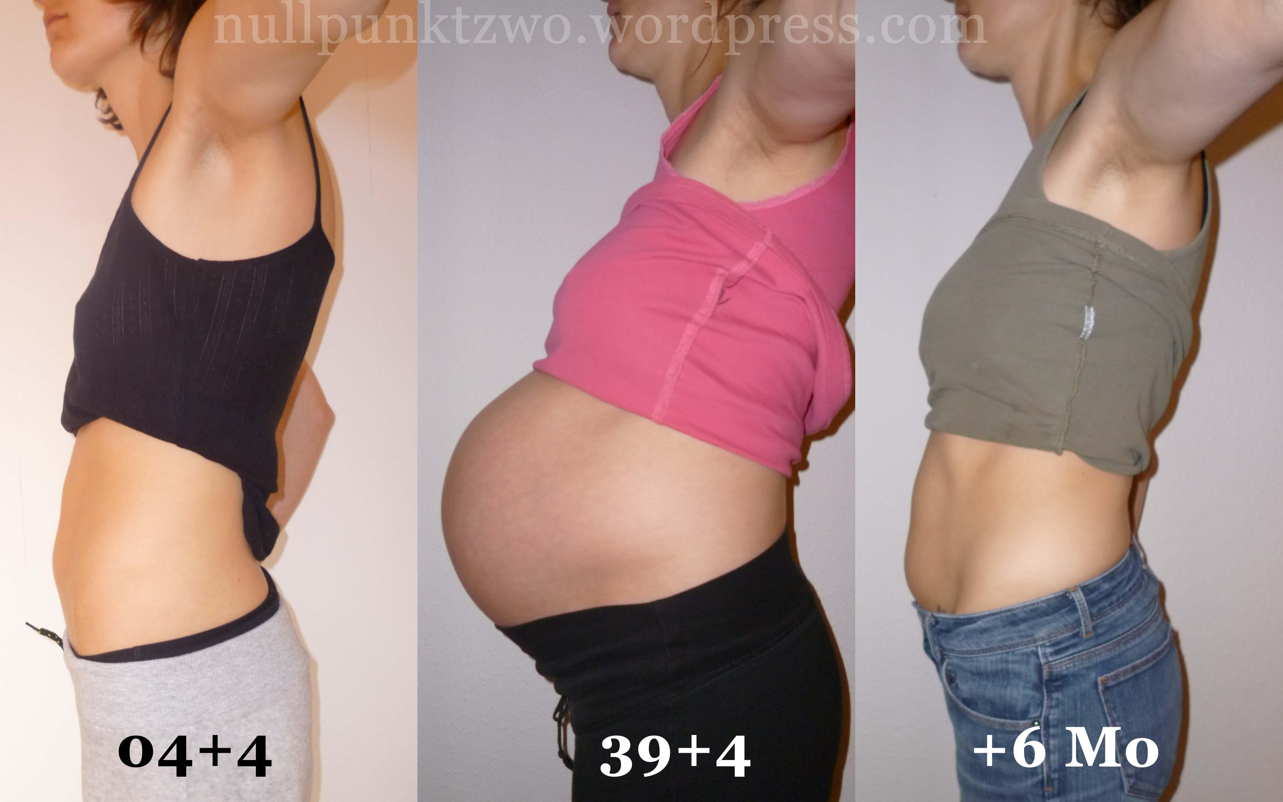 Schwangerschaftsbauch Nach Geburt