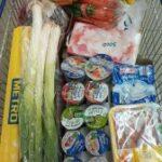 Blogparade: Mein Wochen(end)einkauf
