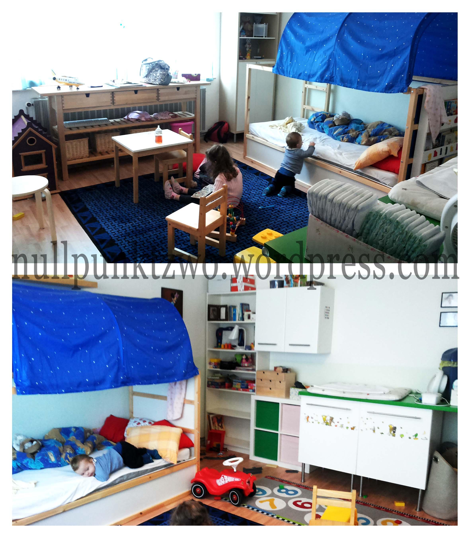 das gemeinsame kinderzimmer nullpunktzwo. Black Bedroom Furniture Sets. Home Design Ideas