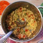 Rezept: Couscous – Salat mit Gurkenquark