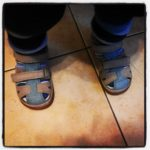 Wie der kleine Mann zu Taxi- Schuhen kam
