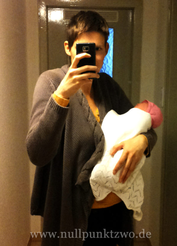 Zuhause als 3fach- Mama