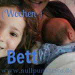 Wochenbett beim dritten Kind