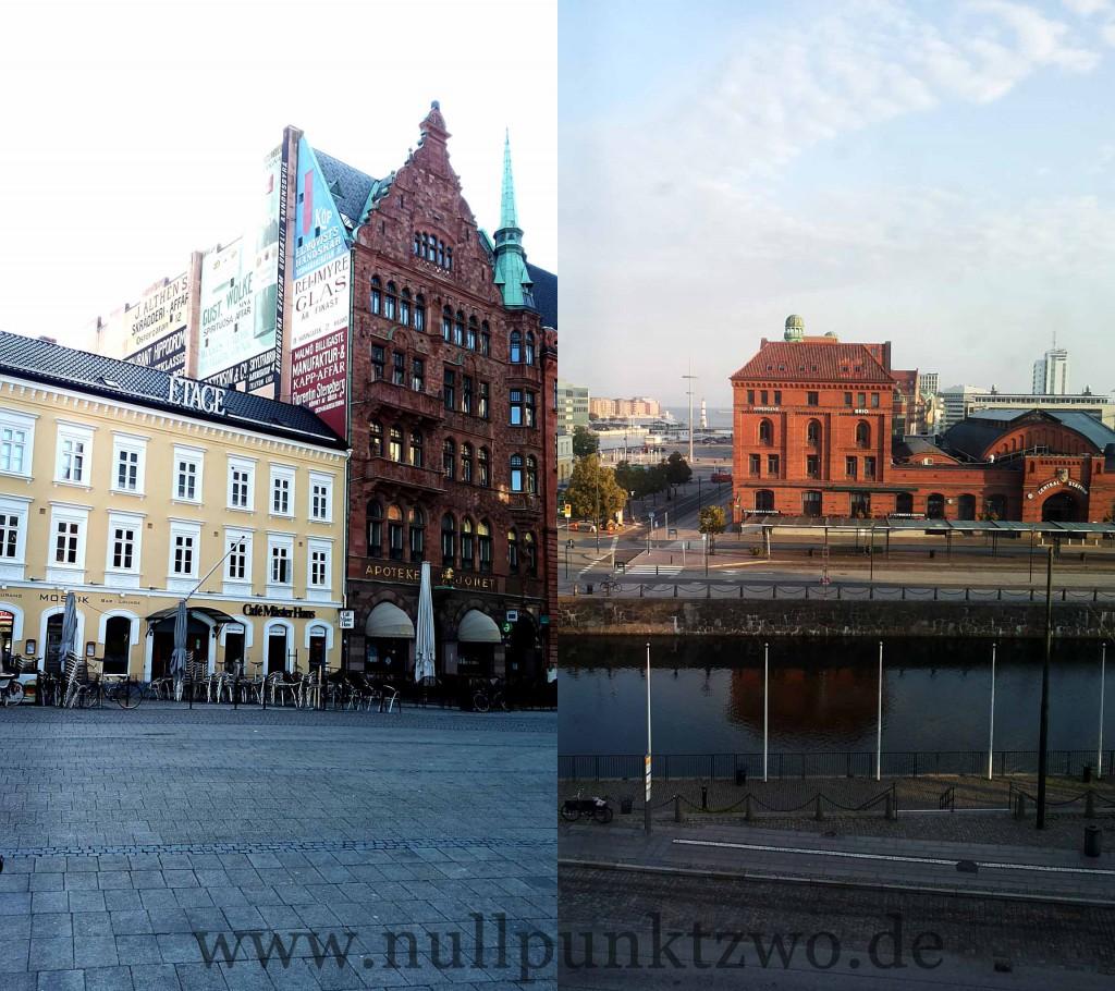 Stadtansichten Malmö - Zentrum