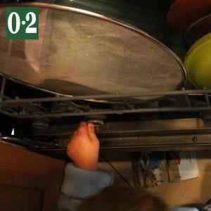 Spülmaschinenrad