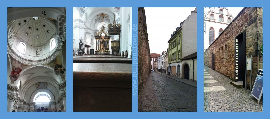 Fuldaer Dom und Nonnengasse