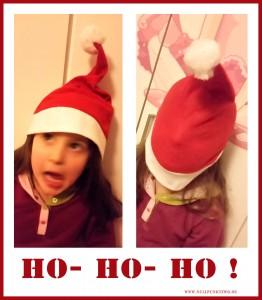 Weihnachtsmotiv Kind 1