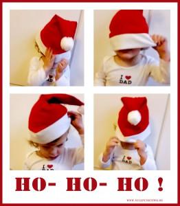 Weihnachtsmotiv Kind 2