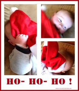 Weihnachtsmotiv Kind 3