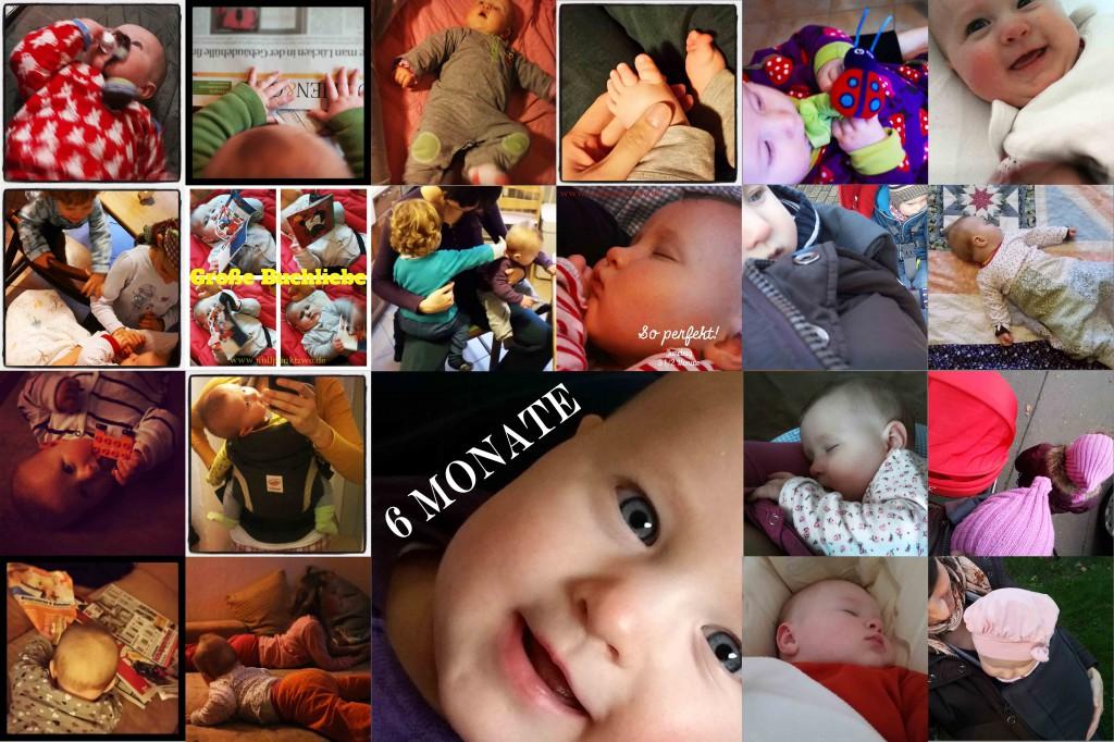 Mein Baby ist 6 Monate alt
