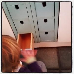 Schubladenspiel
