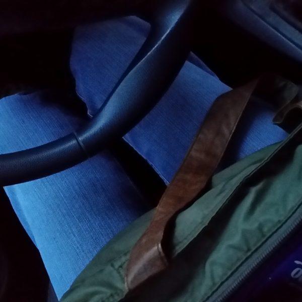 Ruhe im Auto