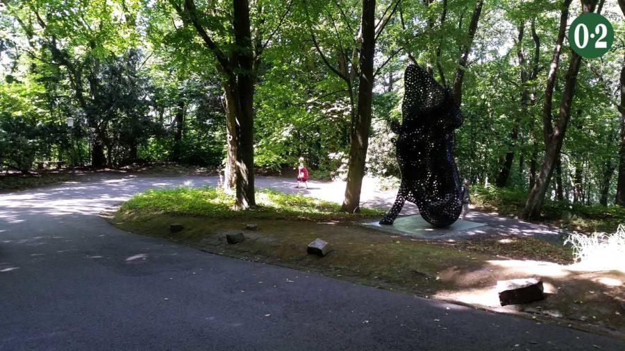 Aufgang_Skulpturenpark