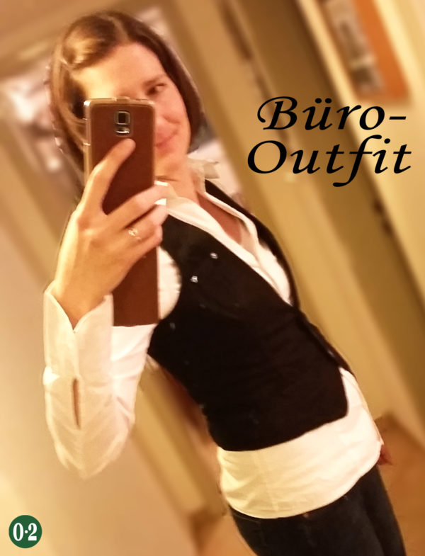 Buero Outfit 08+6