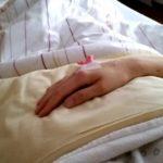 Eine kleine Geburt, ein kleines Wochenbett {Sternenkind 10/2015}