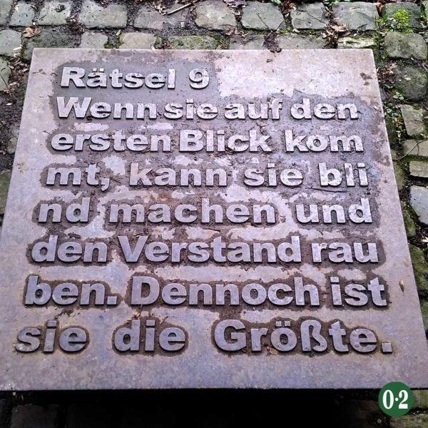 Rateselstein