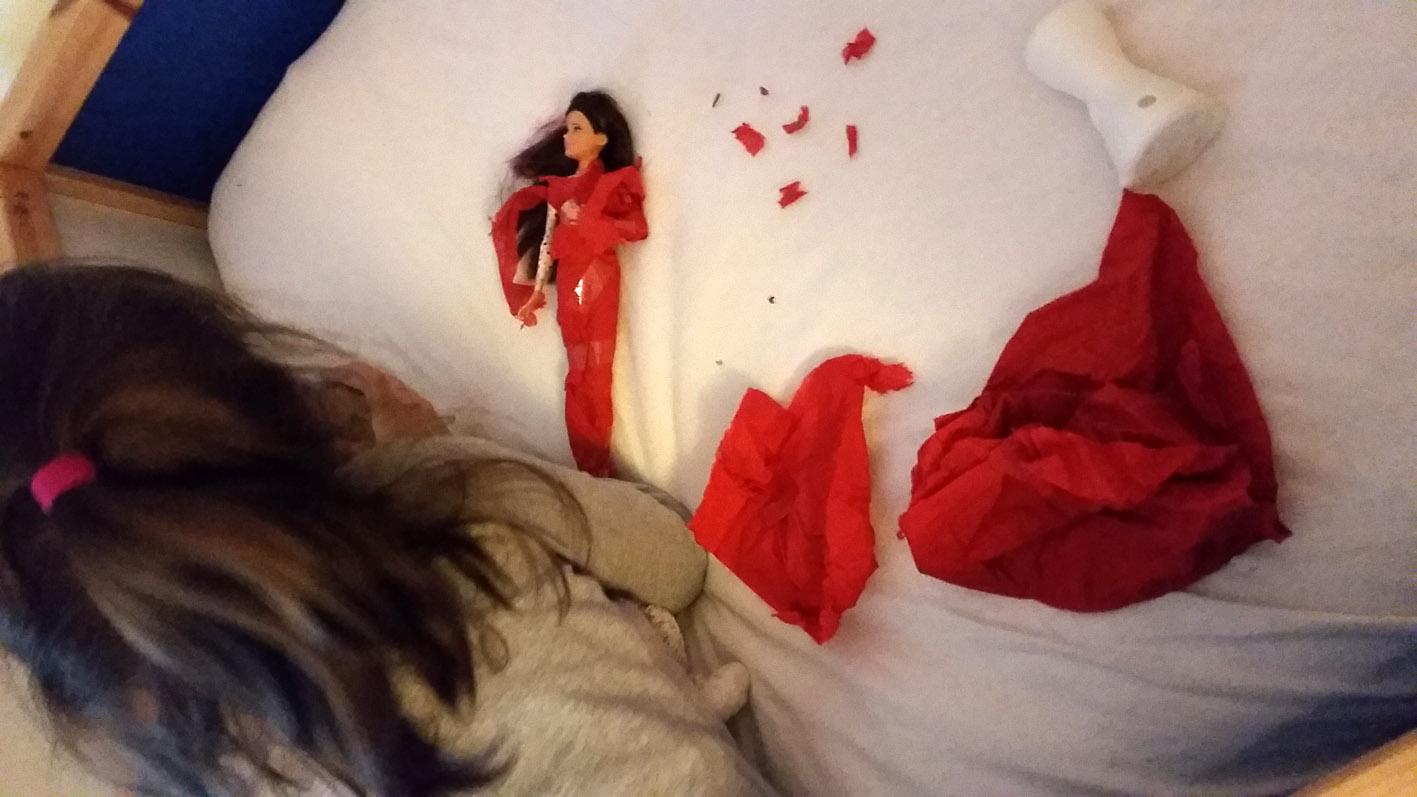 05-Barbiekleidchen