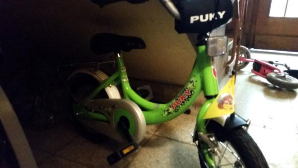 Fahrradbesitzer