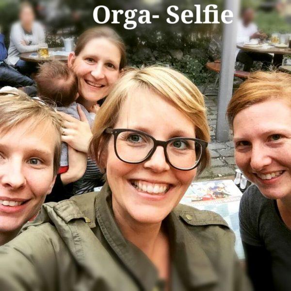 Orga- Team von Wubttika 2016