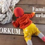 Familienurlaub auf Borkum im Winter