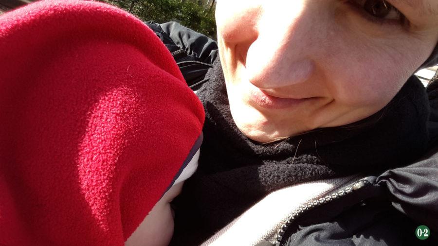 baby 6monate schlaf im kinderwagen nullpunktzwo. Black Bedroom Furniture Sets. Home Design Ideas