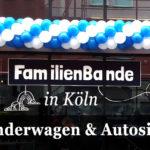 Unterwegs mit Kindern – Die FamilienBande macht Euch jetzt auch in Köln mobil!
