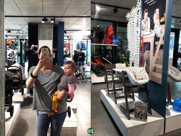 Das neue Ladenlokal der FamilienBande in Köln: hell, offen, luftig
