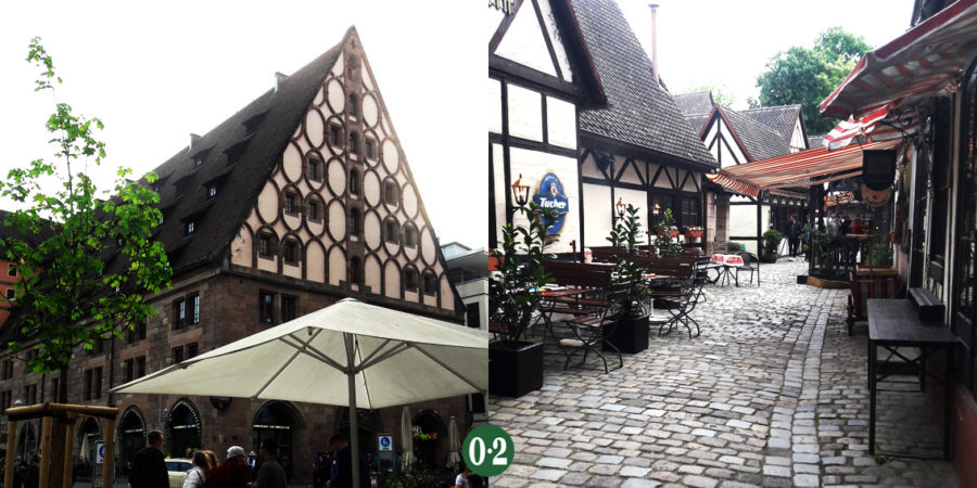 Nürnbergs Altstadt