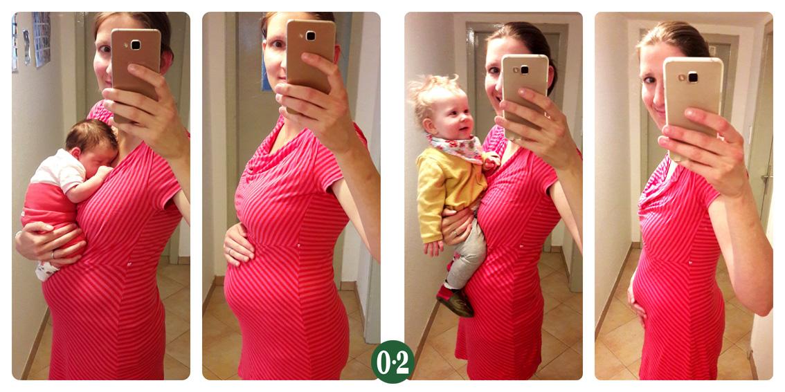 9 Monate nach der Geburt - Was war, was kommt, was geht