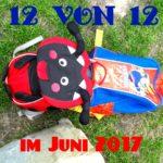 12 von 12 im Juni 2017