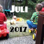 Im letzten Monat – Juli 2017