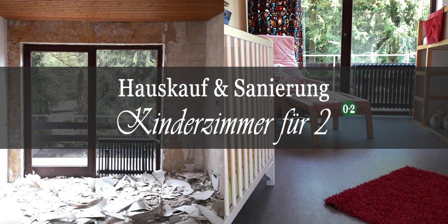 Bau  Logbuch Eintrag 10: Sanierung U0026 Kinderzimmer Für Zwei Mädchen
