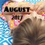 Im letzten Monat – August 2017