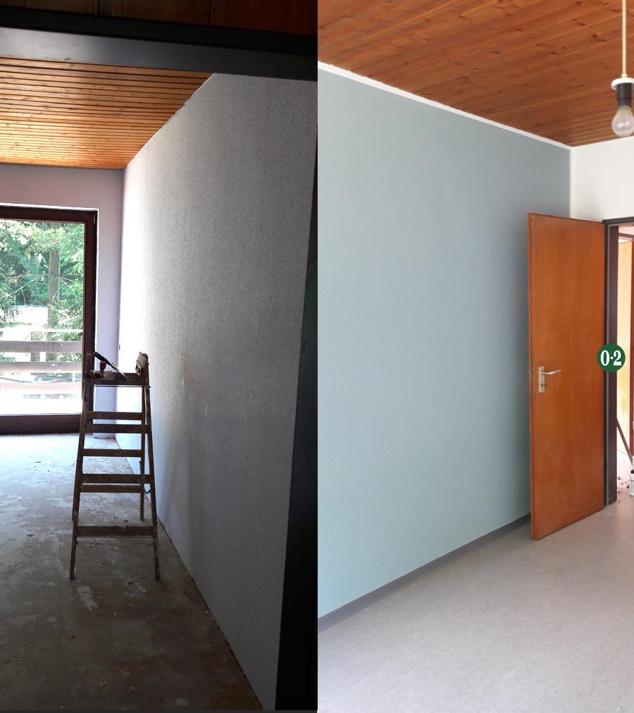 Bau- Logbuch Eintrag 11: Sanierung & Kinderzimmer für den Buben ...