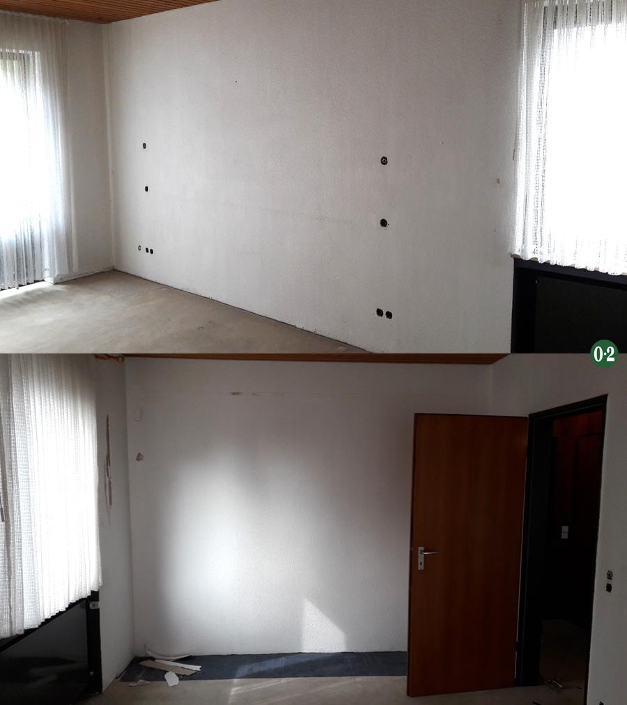 Bau- Logbuch Eintrag 10: Sanierung & Kinderzimmer für zwei Mädchen ...
