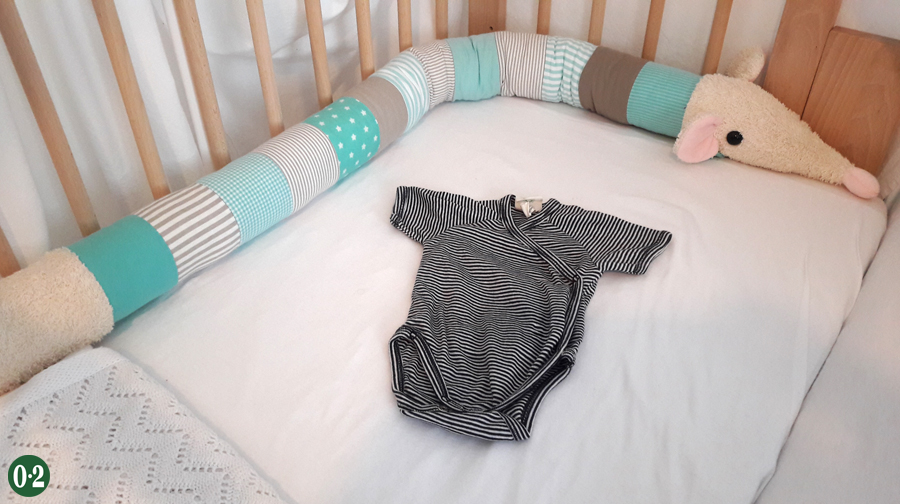 Babybalkon statt Gitterbett