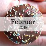 Im letzten Monat – Februar 2018