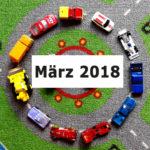 Im letzten Monat – März 2018