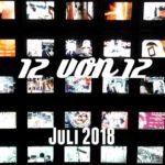 12 von 12 im Juli 2018