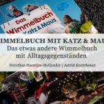 Gelesen | Haentjes-Holländer & Korntheuer: Das Wimmelbuch mit Katz & Maus