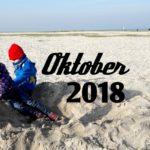Im letzten Monat | Oktober 2018