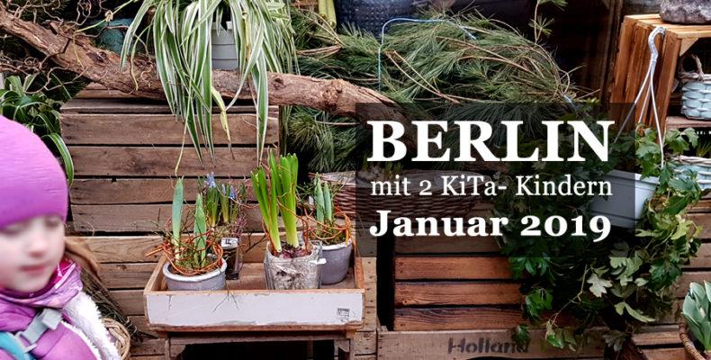 Kurzreise nach Berlin im Januar