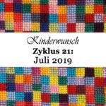 Auf ein Neues | Juli 2019 Teil 1