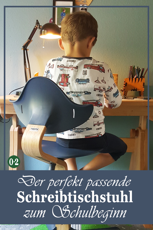 NOMI für Grundschüler: Leicht zu händeln, ergonomisch und unterstützt den natürlichen Bewegungsdrang von Kindern!