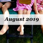Im letzten Monat | August 2019