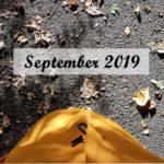 Im letzten Monat | September 2019