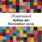 Auf ein Neues | November 2019 Teil 3