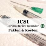 Bilanz 2. ICSI (Mini- ICSI)