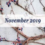 Im letzten Monat | November 2019