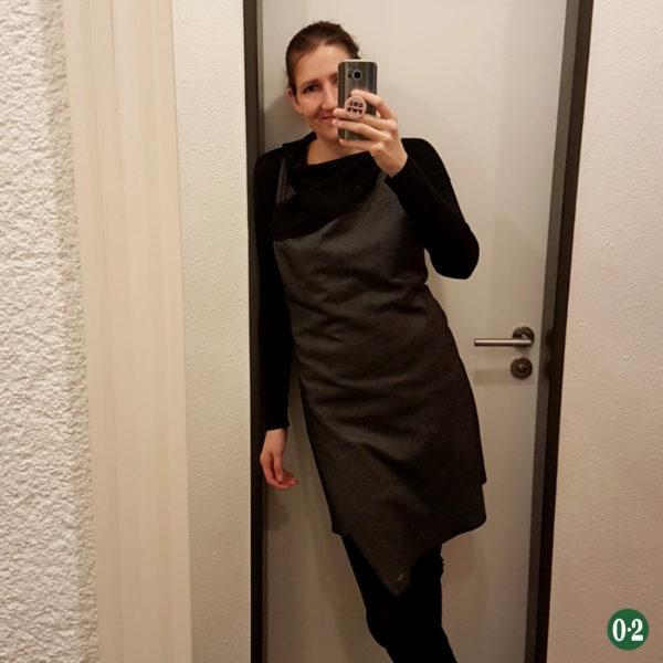 Ein bequemes Outfit für die Punktion